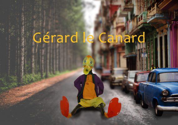 Gérard le canard