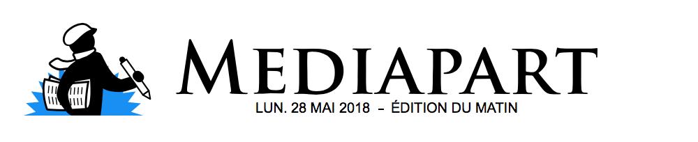 ARTICLE SUR MEDIAPART
